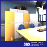 Comitato acustico decorativo per le stazioni di lavoro/forniture di ufficio/schermo piegante