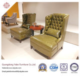 To manufacture Customized Hotel Furniture for Lobby Wing Flesh (6961S)