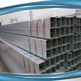 Kohlenstoffarmes galvanisiertes Eisen-Quadrat-Rohr/quadratische Gefäß-Verteiler