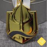 卸し売り最もよい販売のフットボールのSoccorの野球のエナメル連続したメダルリボン