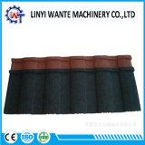 Kundenspezifische Farben-Baumaterial-Stein-überzogene MetallNosen Dach-Fliese