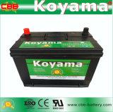батарея автомобиля хранения автомобиля 105D31L-Mf 12V 90ah