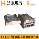 Modelagem por injeção quadrada plástica da tabela (HY011)