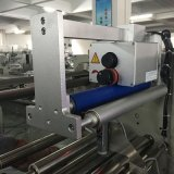 Machine à emballer automatique de couche-culotte de bébé de sachet en plastique de flux