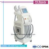 Máquina da remoção do cabelo do laser do ND YAG do RF da E-Luz do IPL