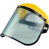 Serra de cadeia profissional Protetor de rosto com Visor nítido