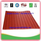 체조 호텔 차를 위한 미끄럼 방지 EPDM/SBR/Nitrile/Neoprene/Natural Ribbed Non-Slip 고무 매트