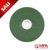 La smerigliatrice di angolo della fabbrica di Sali riempie i tipi rifornimenti abrasivi del disco