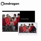 10.1 Zoll-Digital-Foto-Rahmen-Anzeige Displayerinfrared Anzeigen-Spieler LCDdigital Signage-Lieferanten-bekanntmachende Media Playerled, das Bildschirm bekanntmacht
