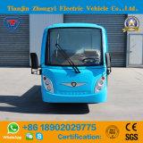 Venta caliente 3 toneladas del carro eléctrico del cargamento del camino con el certificado del Ce