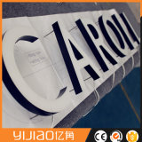 Настраиваемые 2017 рекламы дисплейное оборудование водонепроницаемый 3D тиснения акриловый письмо подписать