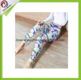 Технология термосублимации красителей фитнес-износа девочек Leggings пользовательские брюки для занятий йогой
