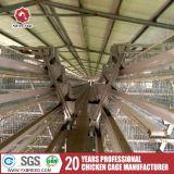 La ganadería de la jaula de malla de alambre de pollo huevo de granja avícola