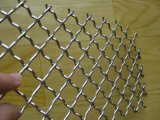 Rete metallica unita ad alta resistenza dell'acciaio inossidabile per la maglia dello schermo del setaccio di estrazione mineraria
