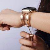 Para a faixa de relógio Apple 38mm para mulheres Iwatch trança de substituição