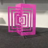 Macchina per tagliare a stampo tagliente a base piatta automatica