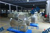 De industriële Pers van de Filter van de Schroef van het Roestvrij staal van de Behandeling van afvalwater
