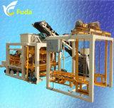 Sino Máquina de bloco de concreto tornando Laje sólido, Espalhadoras, tijolo de intertravamento