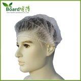 Protezione non tessuta a gettare della clip, protezione della calca, protezione Bouffant, protezione chirurgica, il dottore Cap