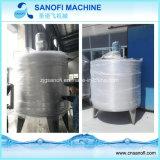 Bac/tambour de mélange de l'agitateur SS304/SS316 pour le lait, jus
