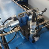 Freno sincronizzato idraulico della pressa del piatto d'acciaio di CNC