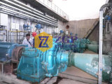 Horizontaler doppelte Schicht-Anti-Abschleifender Hochleistungsbergbau, der ah Schlamm-Pumpe aufbereitet