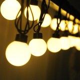 Grande indicatore luminoso della stringa della sfera di formato 40mm LED