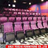 El cine sillas de plástico con portavasos Yj1805b