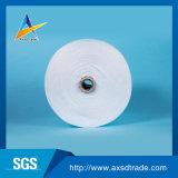 O fio de papel o mais barato do cone girou o fio 100% de poliéster