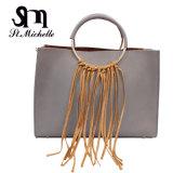 優雅なふさデザイナーハンドバッグのクラッチ・バッグ