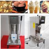 Máquina verdadera superior del helado del remolino del congelador del remolino de la fruta de vector para la venta