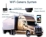 Câmera de opinião traseira do trator com WiFi