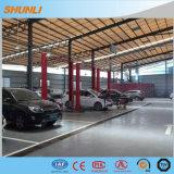 Elevatori dell'automobile di alberino della versione manuale due della fabbrica Sales5.0t di Shunli
