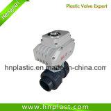 1 인치에 의하여 자동화되는 PVC 전기 공 벨브