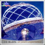 正方形LEDの人工的な屋外のクリスマスの装飾の巨大な球ライト