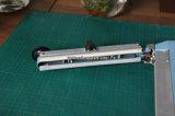 Precio plástico de la máquina del lacre de la carrocería del sellador de aluminio de la mano