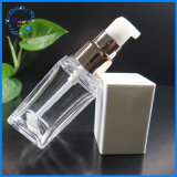 工場供給のプラスチック包装正方形ペット化粧品のびん