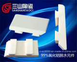 99 allumina Ceramics Scraper con High Purity e Good Wear Resistance