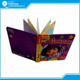 Libro di bambini del cartone per giocare