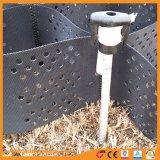 Los materiales de construcción 150 mm de profundidad HDPE Geocells