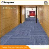 Bureau en polypropylène Dx-Dk 100%carreaux de tapis décoration commerciale/Boucle Pieu de pieux de coupe