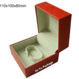 Rígido personalizadas Pulsera anillo C y reloj de joyería de regalo cajas de embalaje