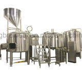Industrial utiliza 5bbl Brewing equipo fabricado en China
