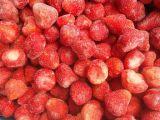 L'approvisionnement à long terme de fraises congelées IQF miel sucré avec la meilleure qualité et prix à partir de Dandong Chine