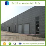 Structure en acier à deux étages isolation préfabriqués de l'entrepôt de châssis