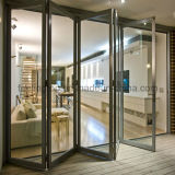 Feelingtop Best Quality Aluminium Alloy Luxury Folding Door