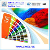 Polyester puro Powder Coating per Aluminum
