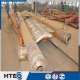 炭素鋼が付いている中国の高性能のボイラー部品ヘッダ