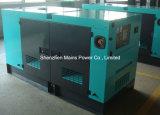 do motor BRITÂNICO principal da potência de 30kVA 24kw tipo silencioso gerador do diesel