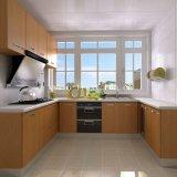 Revestimiento de PVC para hacer gabinete de cocina por Vacuum Press